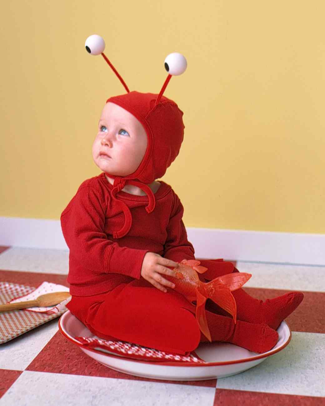 And this baby lobster costume isnu0027t DIY but itu0027s just so clawfully cute!  sc 1 st  Living Porpoisefully & Ocean Halloween Costumes Roundup u2013 Living Porpoisefully