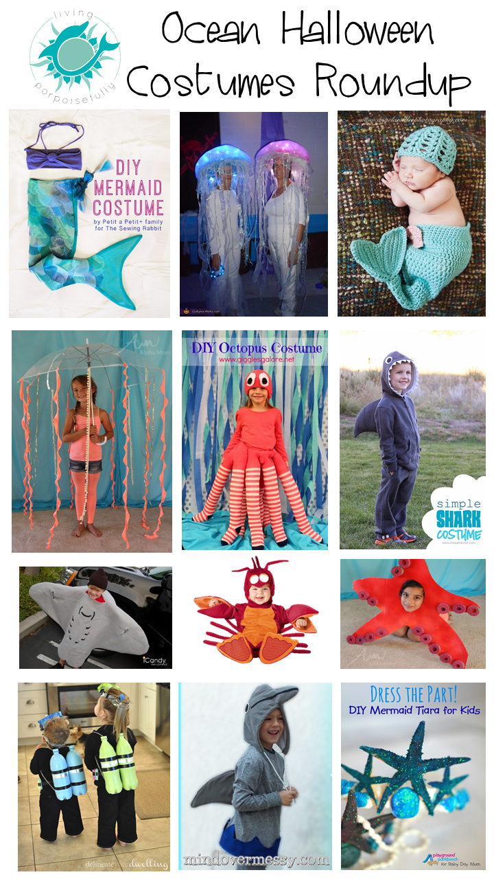 Ocean halloween costumes roundup living porpoisefully solutioingenieria Images