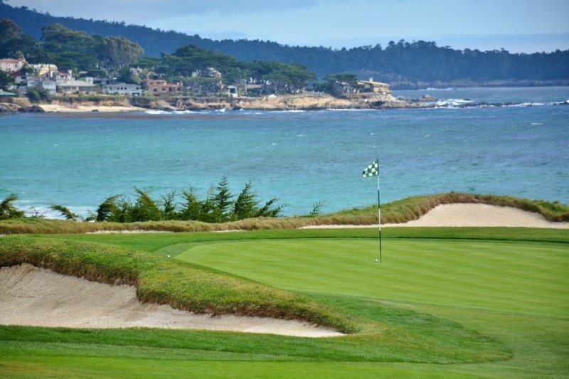 Pebble Beach golf course 11 | Living Porpoisefully